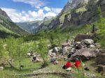 Sortie en montagne au Pont-de-Nant
