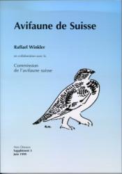 C. Avifaune de Suisse