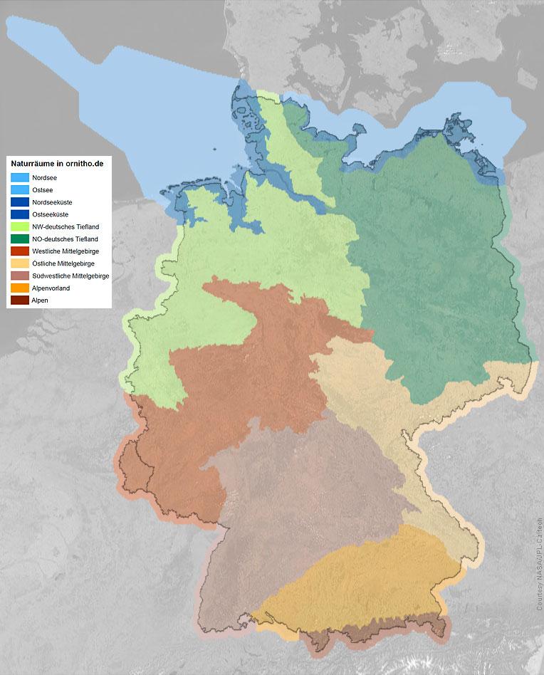 Biogeographic region